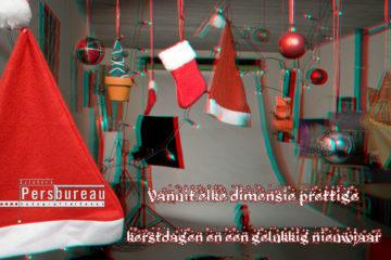 Kerstkaart 2010