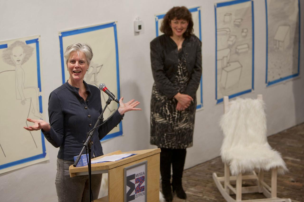Opening Revisited In het Henriette Polak Museum in Zutphen