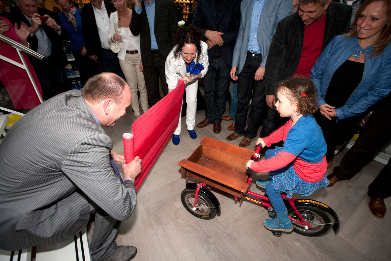 Opening Weevers Kamphuis