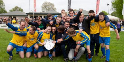 Voetbal, Sportclub Brummen kampioen.