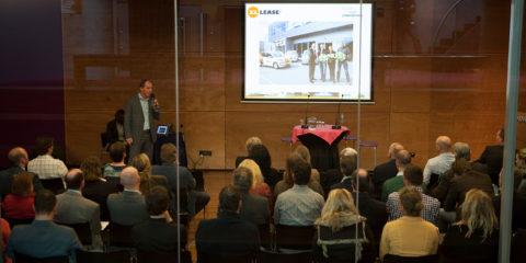 SMES 2013 bij CODA in Apeldoorn