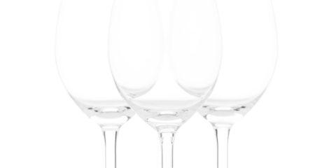 Wijnglazen voor de wijnproeverij