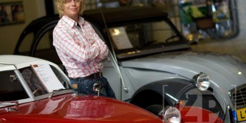 Iwan Gobel van Burton Car Company.