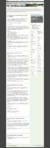 Website en blog BOOR 2013