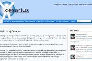 Cesarius website