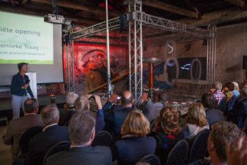 Opening en open dag van het Cleantech Center in de oude Broodfabriek en het Pakhuis.
