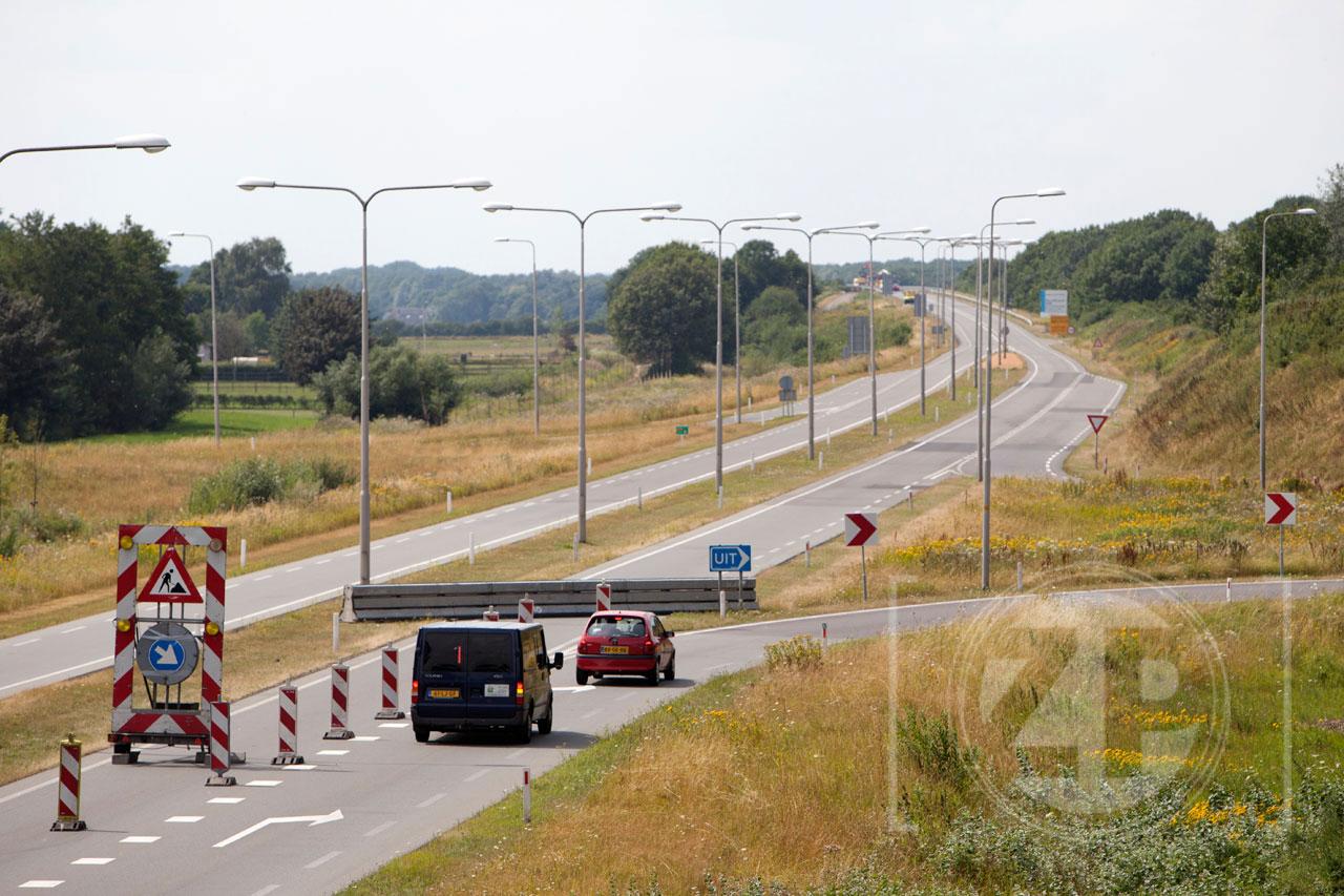 Afsluiting Nieuwe IJsselbrug Zutphen