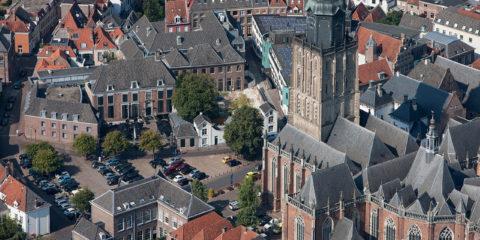 Luchtfoto Zutphen ©2016 Patrick van Gemert