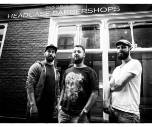Headcase Barbershops ©2016 Patrick van Gemert