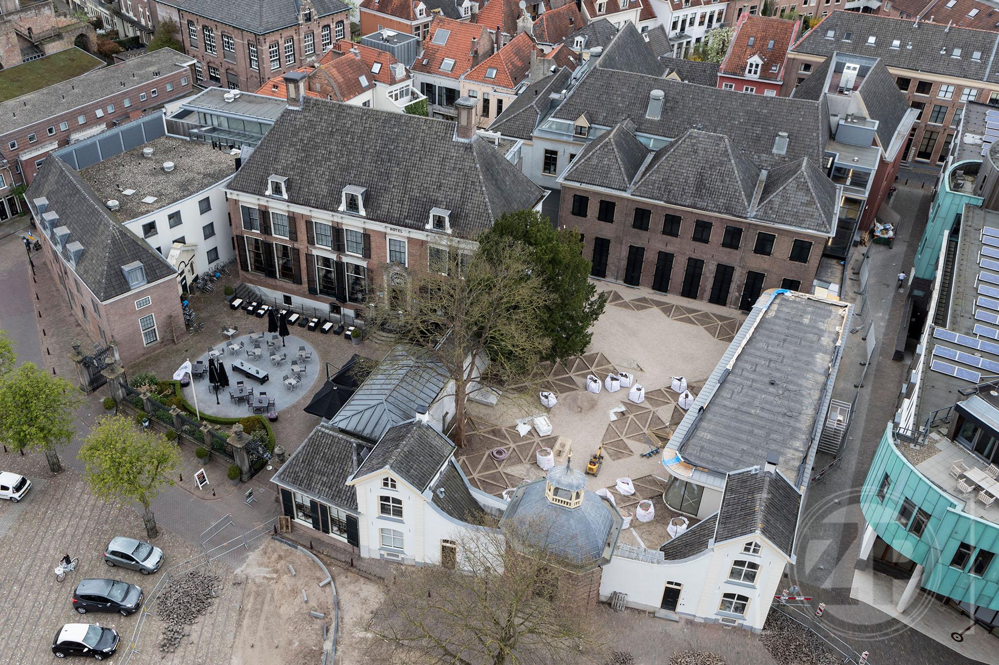 Hof van Heeckeren, Musea Zutphen
