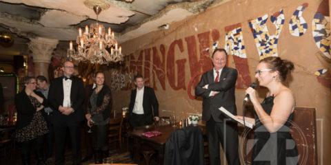 Tien jaar Ondernemerscafé in Fort Bronsbergen