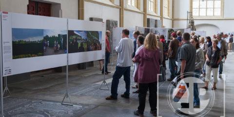 Het laatste weekend van de World Press Photo tentoonstelling in de Walburgiskerk zorgde voor veel belangstelling.