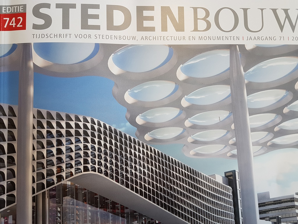Stedenbouw 742 voorpagina