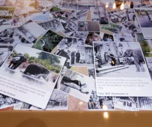 Picture This bij Musea Zutphen. Oude en nieuwe fotojournalistiek ontmoeten elkaar. De archieven van Foto Zeijlemaker en Patrick van Gemert te bekijken op de digitafel in de tentoonstelling.