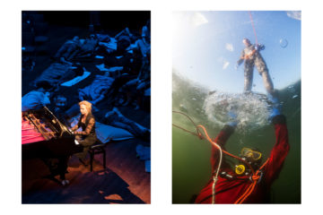 Dubbele nominatie Gelders Nieuwsfoto 2017 voor fotograaf Patrick van Gemert.