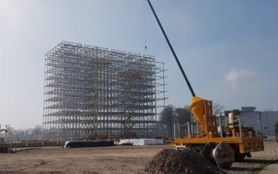 Het Nieuwe Vrieshuis Aviko te Steenderen